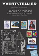 TOME 1 BIS YVERT ET TELLIER 2022 MONACO DOM TOM - France