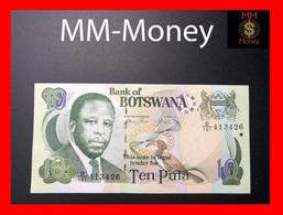 BOTSWANA 10 Pula  2007  P. 24 B  UNC - Botswana