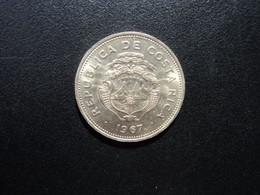 COSTA RICA * : 25 CENTIMOS   1967 (L)    KM 188.1     NON CIRCULÉE  ** - Costa Rica