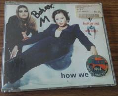 Maxi CD - Alex Prince - How We Livin` - Disco, Pop