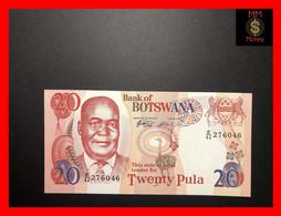BOTSWANA  20 Pula 1999   P. 21    UNC - Botswana