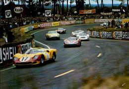 LE MANS   ( SARTHE )   24 HEURES DU MANS _ VIRAGE DU TERTRE ROUGE - Le Mans