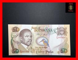 BOTSWANA  50 Pula 1997   P. 19   *rare*      UNC - Botswana