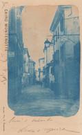 Liguria - Savona - Cairo Montenotte - Veduta Di Una Via  - F. Piccolo - Viagg - Molto Bella Animata - Insolita - Other Cities