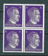 Adolf Hitler 6 Pfennig ** - Nuovi