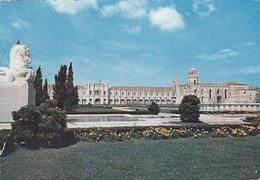 Portugal & Marcofilia, Lisboa, Mosteiro Dos Jerônimos,  Alemanha 1958  (4) - Lisboa