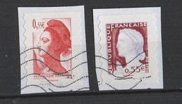 France 2008  Yt / 4294 - 4288 - Used Stamps