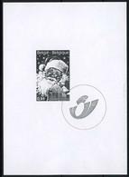België GCB9 - 2005 - Kerstmis En Nieuwjaar - Noël Et Nouvel An - (3466) - Hojas Blanco & Negro