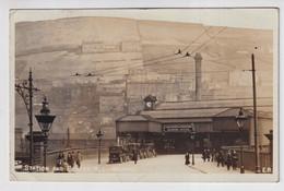 HALIFAX  STATION AN BEACON HILL   PHOTO CARD - Otros