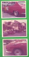 1° First Jolly Hotels Trophy 1965 Auto Lancia Flavia Sport Zagato 4 Photo Cars Driver Regularity Race - Automobili