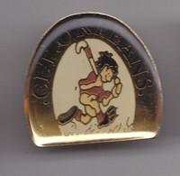 Pin's CLT Orléans Hockey Sur Gazon Dpt 45 Réf 7273JL - Unclassified