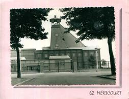 Série N° 4231 FOSSE 3 Photo Originale De Marcel Guilbaut 62 Pas De Calais Méricourt Carte Double - Altri Comuni