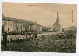 54 EMBERMENIL Le Gardien De Moutons Rue Principale Du Village E Bastien Editeur  écrite Voir Dos   D10 2019 - Andere Gemeenten