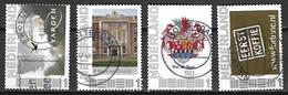 2010 Persoonlijke Zegel 4 Verschillende Als NVPH 2751 - Used Stamps