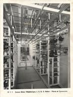 Photo Originale Société Ateliers Electriques De PIERREFITTE -PTT Station Relais Telephonique L.S.G.D. REDON-Filerie Et C - Non Classés