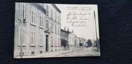 Cp 54 Meuthe Et Moselle PONT ST SAINT VINCENT La Gendarmerie Env De Bainville Cantonnement Du 96è RIT 1914 - Gerbeviller