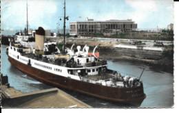 """62 - Boulogne-sur-Mer - Bateau  """"Maid Of Orléans"""" Et Le Casino - Boulogne Sur Mer"""