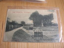 Cpa 9x14 DD V Vierzon Canal Du Berry Ecluse Du Cher Cale De Radoub Bon Etat - Vierzon