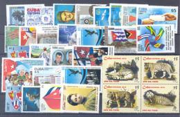CUBA  (K157) - Collezioni (senza Album)