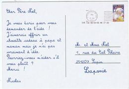 "Carte Au Père Noël / Carte Pub. "" Netprint.com "" - Altri"