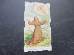 Heiligenprentje, - Devotion Images