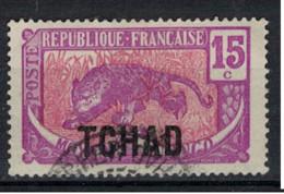 TCHAD          N°  YVERT   6  OBLITERE       ( Ob   3 / 28 ) - Used Stamps