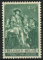 België 1093 * - Dag Van De Postzegel - Journée Du Timbre - Tassis - Unused Stamps