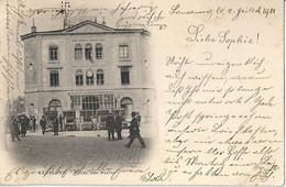 Lausanne - Hôtel Des Postes           1901 - VD Vaud