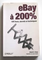 Livre De David A. Karp - Ebay à 200 % - 100 Trucs, Secrets Et Techniques - Informatique