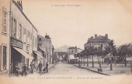 Clermont Ferrand Avenue De Beaumont Café Gambetta - Clermont Ferrand