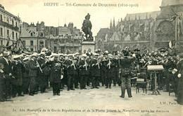 DIEPPE = Tri Centenaire De Duquesne = Les Musiques ...    2516 - Dieppe
