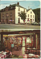 Trois - Ponts -- Auberge Du Vieux Moulin.    (2 Scans) - Trois-Ponts