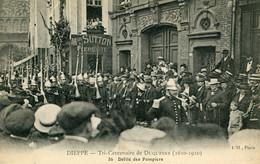 DIEPPE = Tri Centenaire De Duquesne =  Défilé Des Pompiers   2520 - Dieppe