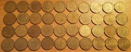 Allemagne Fédérale - 10 Pfennig Bundesrepublik Deutschland - Lot De 40 Pièces - Toutes Différentes. - 10 Pfennig