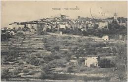 D 83  CALLIAN.  VUE GENERALE AN 1904 - Autres Communes