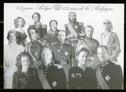 België BL118 MV - 175 Jaar België - Dynastie - Albert - Paola - Koningshuis - Opl.: 75ex - Zeldzaam - Rare  - SUP - Ministervelletjes