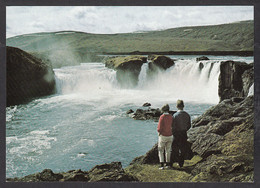 112689/ ICELAND, Islande, The Waterfall Godafoss - Islandia