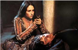 Postcard Carte Postale Postkarte GIULIETTA E ROMEO FILM ZEFFIRELLI Leonard Whiting Olivia Hussey - Acteurs