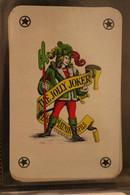 Joker - Playcards / Carte A Jouer / 1 Dos De Cartes Avec Publicité / Joker - The World Joker .- - Autres