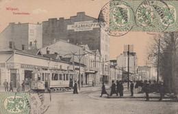 ECRIT EN ESPERANTO. FINLANDE, WIIPURI, TORKEELINKATU. CARTE POSTALE CIRCULEE AN 1920 A ARGENTINE.- LILHU - Esperanto