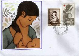 La Mère Et L'Enfant, Lettre De Belgique - Giorno Della Mamma