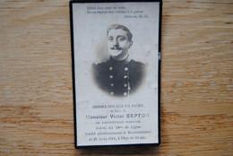 5439/Victor SEPTON LONGUEVILLE-TOHOGNE-Soldat 14°Ligne Tombé Glorieusement BOORTMEERBEC 25/8/14 - Décès