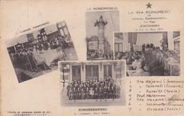 LA VI-A KONGRESP DE JAPANAJ ESPERANTO, JOKOHAMA 1919. CARTE POSTALE CIRCULEE JAPON A ARGENTINE.- LILHU - Esperanto