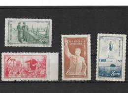 CHINE 1952 - Ongebruikt