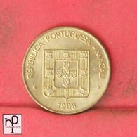 MACAU 10 AVOS 1988 -    KM# 20 - (Nº44740) - Macau