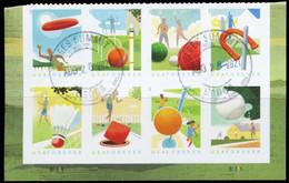 Etats-Unis / United States (Scott No.5634a - Lighthouses) (o) Bloc - Used Stamps