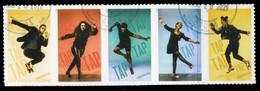 Etats-Unis / United States (Scott No.5613a - Tap Dance) (o) Strip - Used Stamps