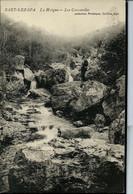 CP ( Laz Hoègne) Obl. STAVELOT 09/09/1909  (112 Ans)  + Griffe Encadrée De HOCKAI - Linear Postmarks