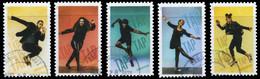 Etats-Unis / United States (Scott No.5609-13 - Tap Dance) (o) VF Set - Used Stamps