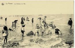 La Panne Les Enfants à La Mer - De Panne